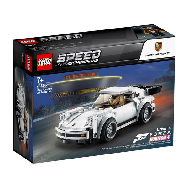 75895 1974 Porsche 911 Turbo 3.0 - LEGO® Bricks World