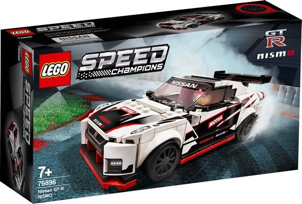 76896 Nissan GT-R NISMO - LEGO® Bricks World