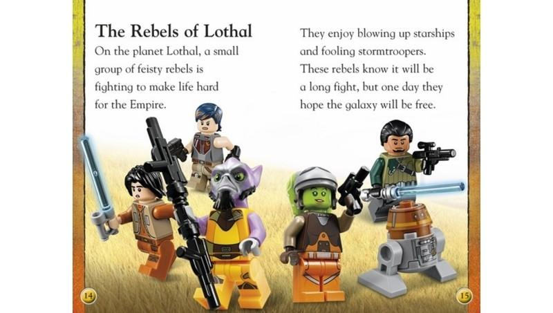 1186824 LEGO Star Wars Free the Galaxy - LEGO® Bricks World