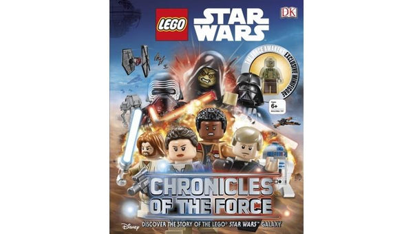 1237137 LEGO Star Wars Chronicles of the Force - LEGO® Bricks World