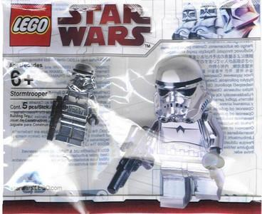 2853590 Chrome Stormtrooper Polybag - LEGO® Bricks World