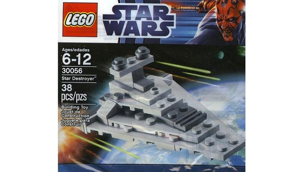 30056 Star Destroyer Polybag - LEGO® Bricks World