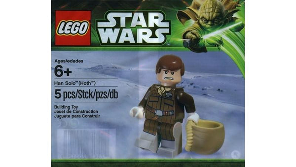 5001621 Han Solo (Hoth) Polybag - LEGO® Bricks World