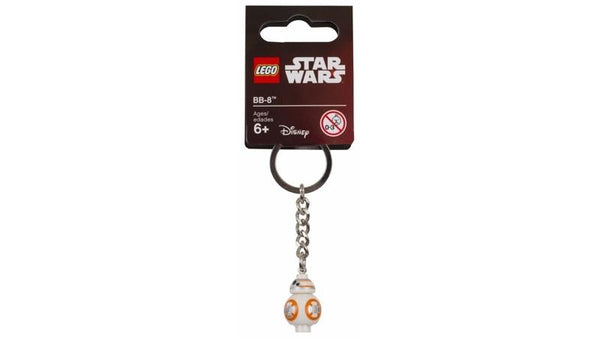6153629 Key Chain Star Wars BB-8 - LEGO® Bricks World