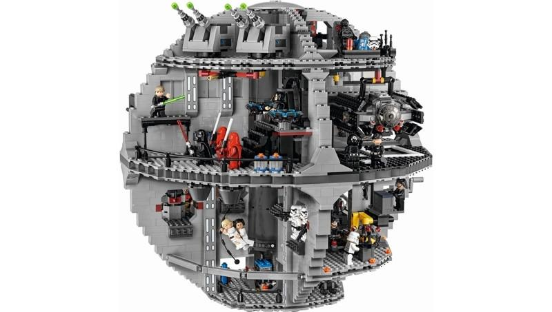 75159 Death Star (2016) - LEGO® Bricks World