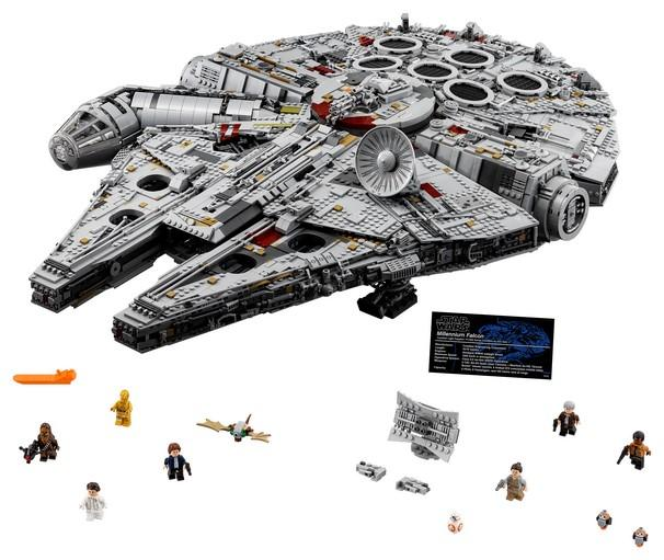 75192 Millennium Falcon™ - LEGO® Bricks World