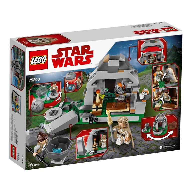 LEGO® Star Wars™ - 75200 Ahch-To Island™ Training