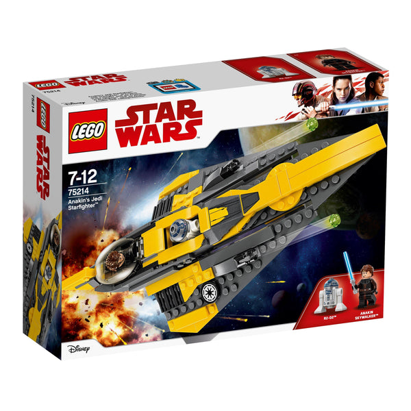 LEGO® Star Wars™ - 75214 Anakin's Jedi Starfighter™