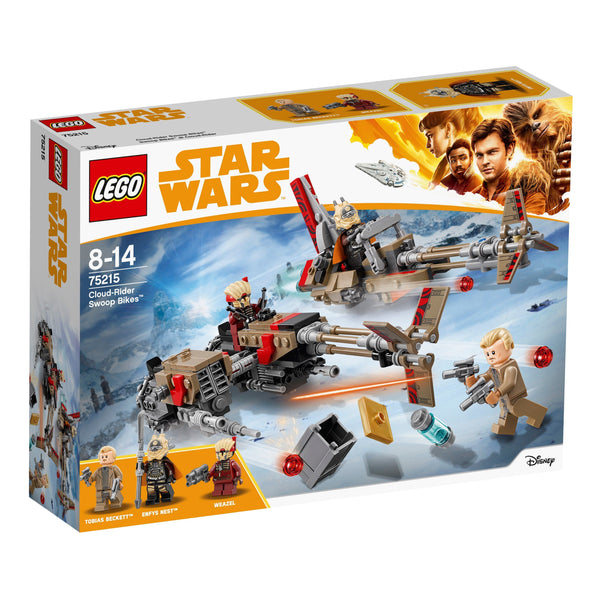 LEGO® Star Wars™ - 75215 Cloud-Rider Swoop Bikes™