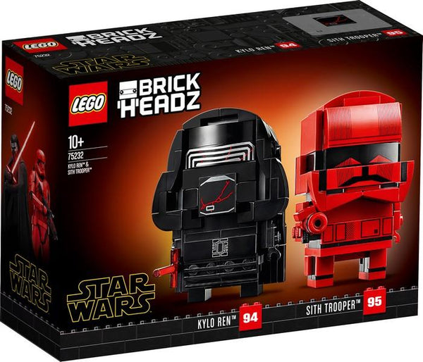 75232 Kylo Ren™ & Sith Trooper™ - LEGO® Bricks World