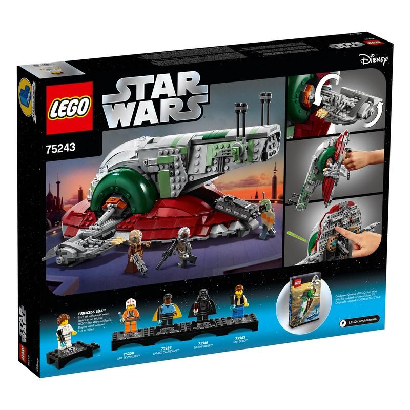 75243 Slave l™ - 20th Anniversary Edition - LEGO® Bricks World