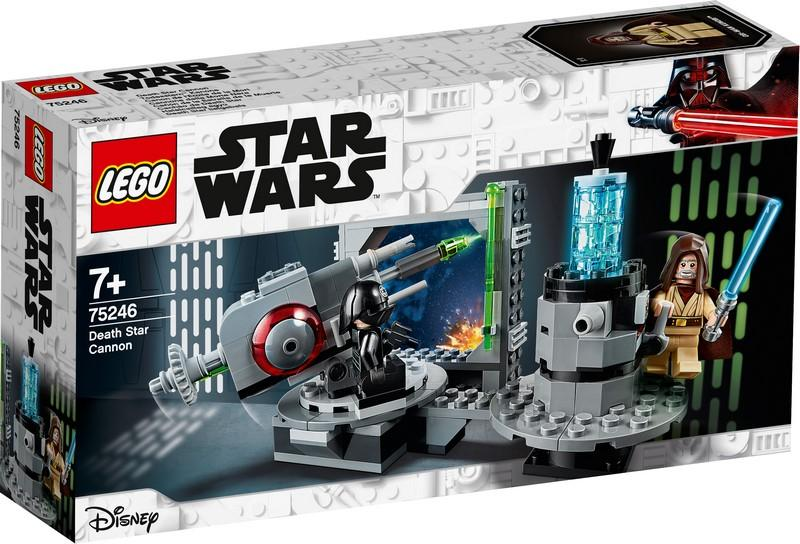 75246 Death Star Cannon - LEGO® Bricks World