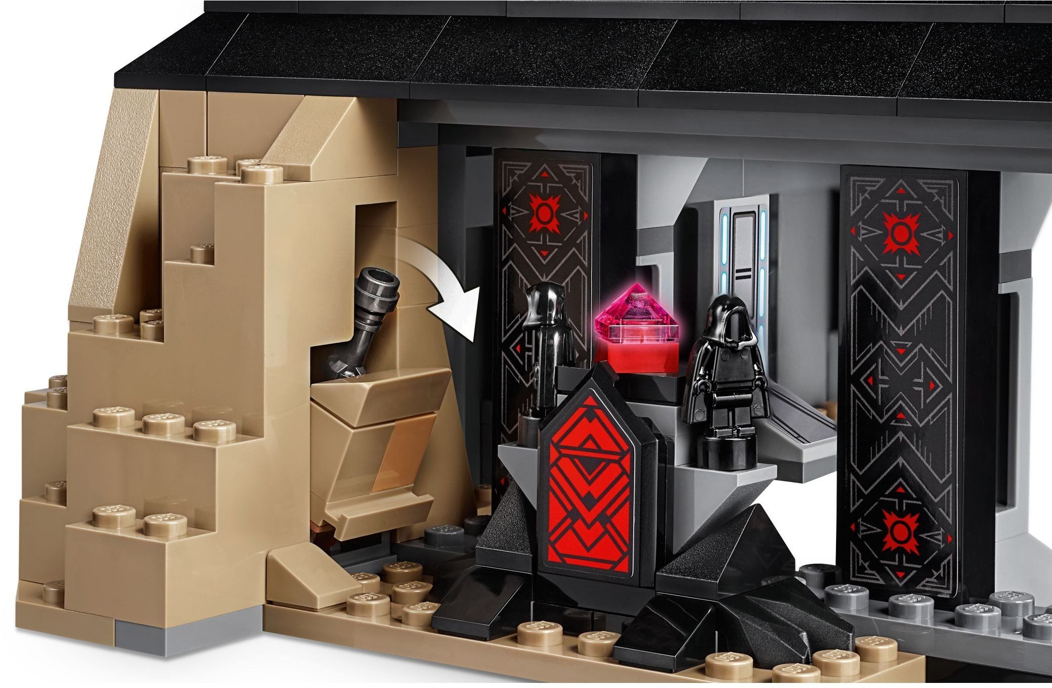 LEGO® Star Wars™ - 75251 Darth Vader's Castle