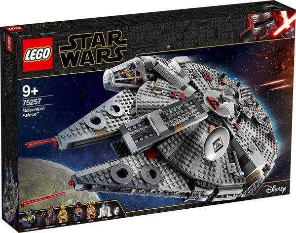 75257 Millennium Falcon™ - LEGO® Bricks World