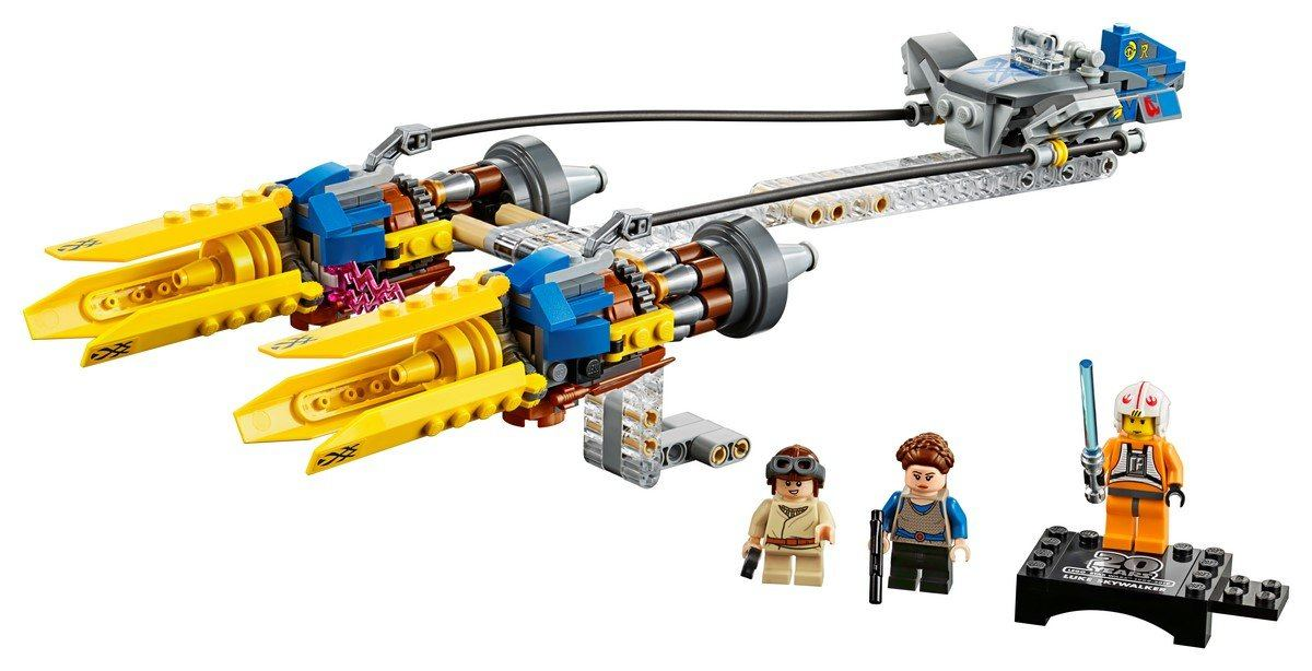 75258 Anakin's Podracer™ - 20th Anniversary Edition - LEGO® Bricks World