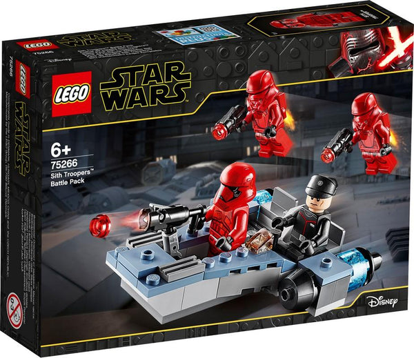 75266 Sith Troopers™ Battle Pack - LEGO® Bricks World