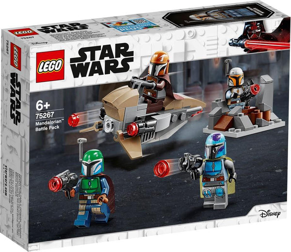 75267 Mandalorian™ Battle Pack - LEGO® Bricks World