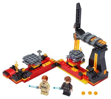 75269 Duel on Mustafar™ - LEGO® Bricks World