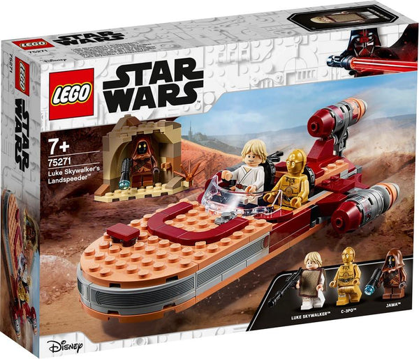 75271 Luke Skywalker's Landspeeder™ - LEGO® Bricks World