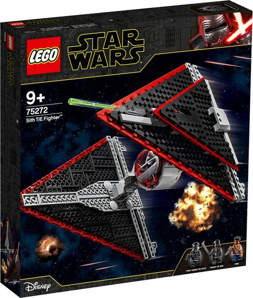 75272 Sith TIE Fighter™ - LEGO® Bricks World