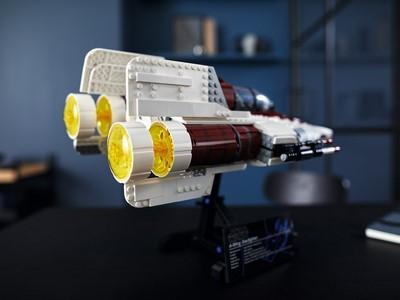 75275 A-wing Starfighter™ UCS - LEGO® Bricks World