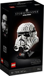 75276 Stormtrooper™ Helmet - LEGO® Bricks World
