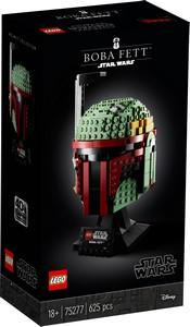 75277 Boba Fett™ Helmet - LEGO® Bricks World