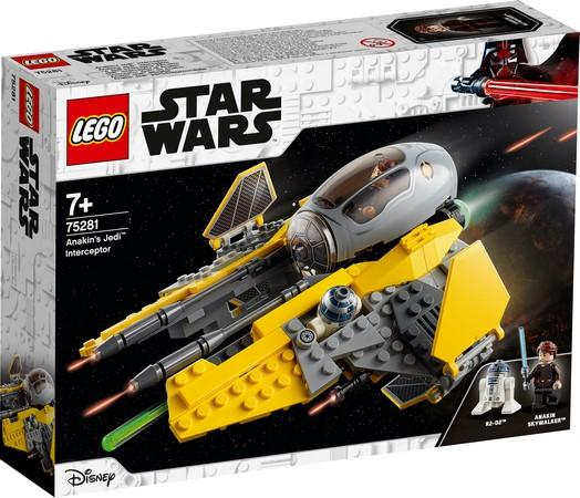 LEGO® Star Wars™ - 75281 Anakin's Jedi™ Interceptor
