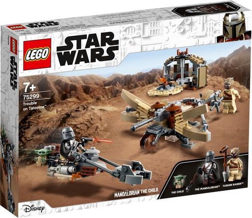 LEGO® Star Wars™ - 75299 Trouble On Tatooine™
