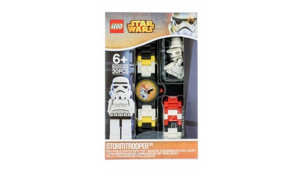 8020325 Watch- Stormtrooper with Minifig - LEGO® Bricks World