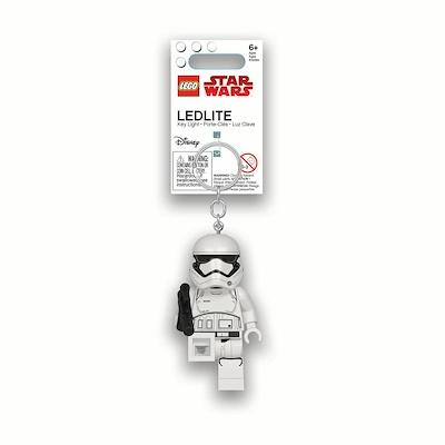 8521028 LEGO® Star Wars™ - First Order Stormtrooper with Blaster Key Light - LEGO® Bricks World