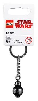 853770 BB-9E™ Keychain - LEGO® Bricks World