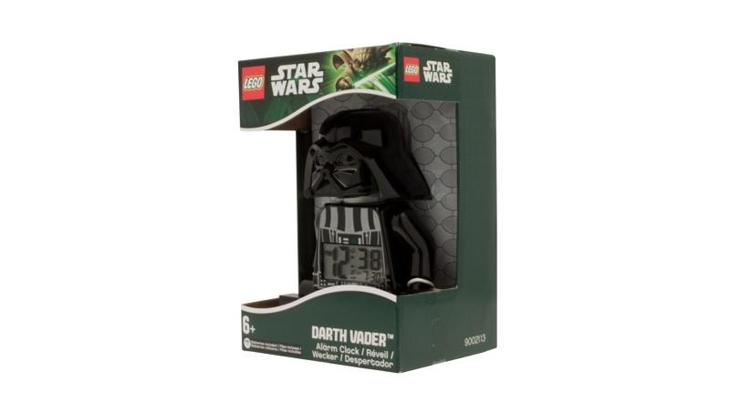 LEGO® Star Wars™ - 9002113 Clock Darth Vader