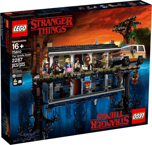 75810 The Upside Down - LEGO® Bricks World
