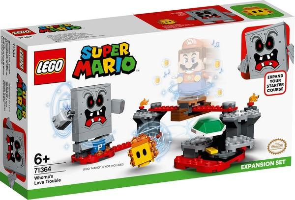 LEGO® Super Mario™ - 71364 Whomp's Lava Trouble Expansion Set