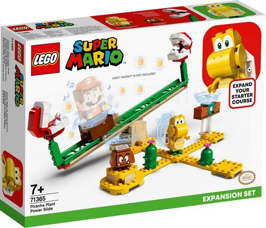 LEGO® Super Mario™ - 71365 Piranha Plant Power Slide Expansion Set