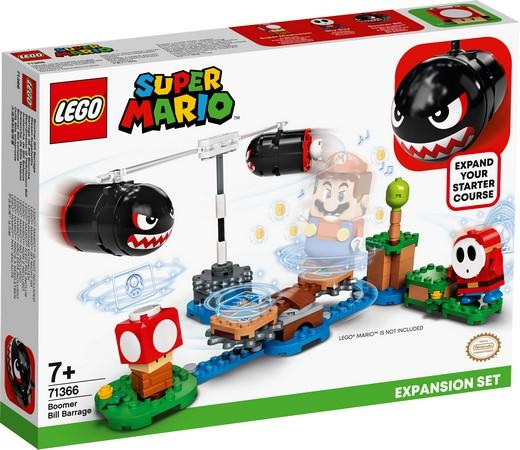 LEGO® Super Mario™ - 71366 Boomer Bill Barrage Expansion Set