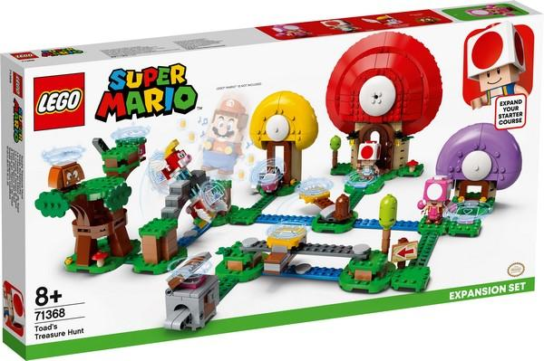 LEGO® Super Mario™ - 71368 Toad's Treasure Hunt Expansion Set