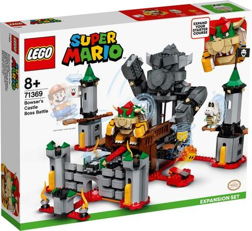 LEGO® Super Mario™ - 71369 Bowser's Castle Boss Battle Expansion Set