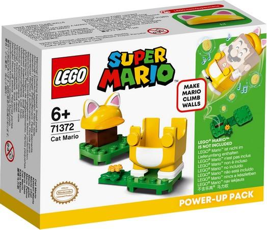 LEGO® Super Mario™ - 71372 Cat Mario Power-Up Pack
