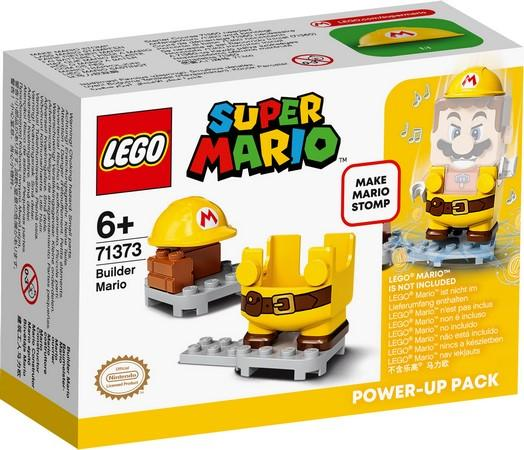 LEGO® Super Mario™ - 71373 Builder Mario Power-Up Pack
