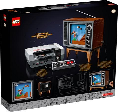 LEGO® Super Mario™ - 71374 Nintendo Entertainment System™