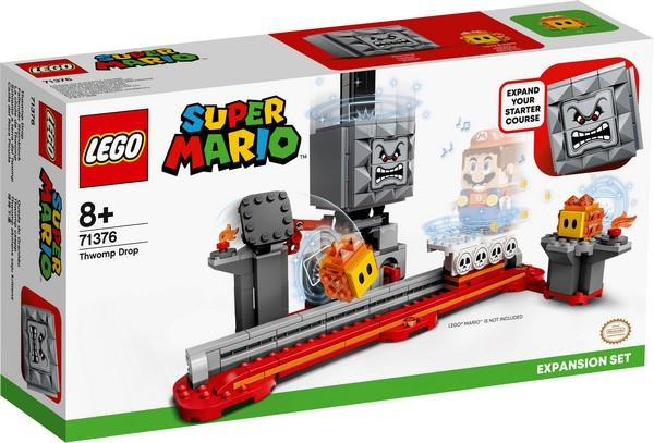 LEGO® Super Mario™ - 71376 Thwomp Drop Expansion Set