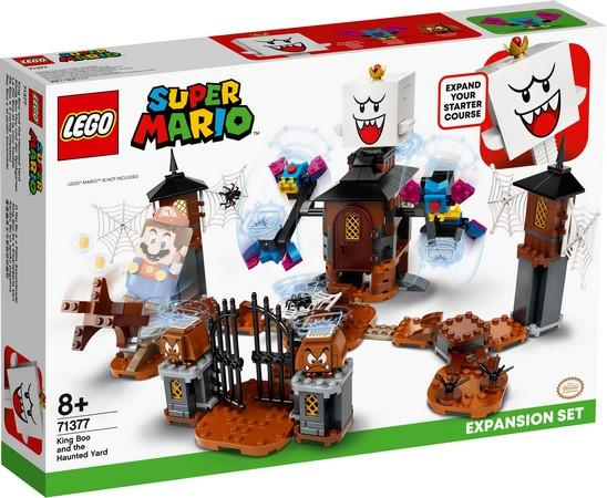 LEGO® Super Mario™ - 71377 King Boo And The Haunted Yard Expansion Set