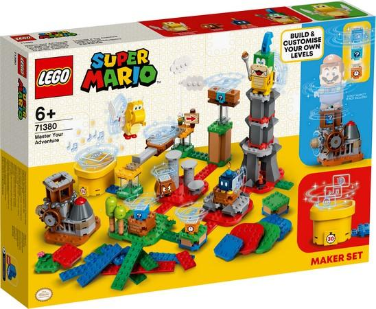 LEGO® Super Mario™ - 71380 Master Your Adventure Maker Set