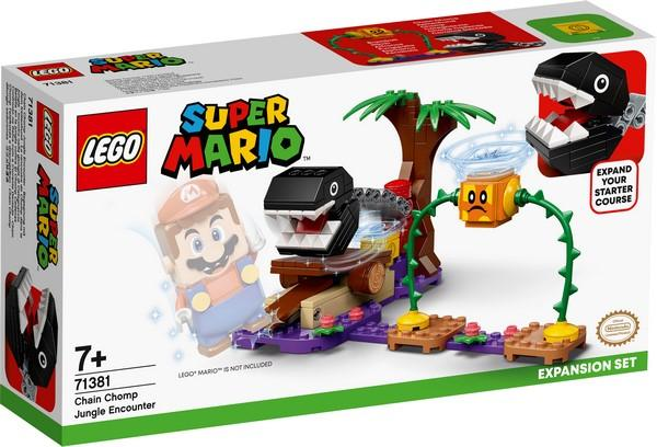 LEGO® Super Mario™ - 71381 Chain Chomp Jungle Encounter Expansion Set