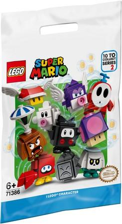 LEGO® Super Mario™ - 713869 Character Packs – Series 2 (Box Of 20)