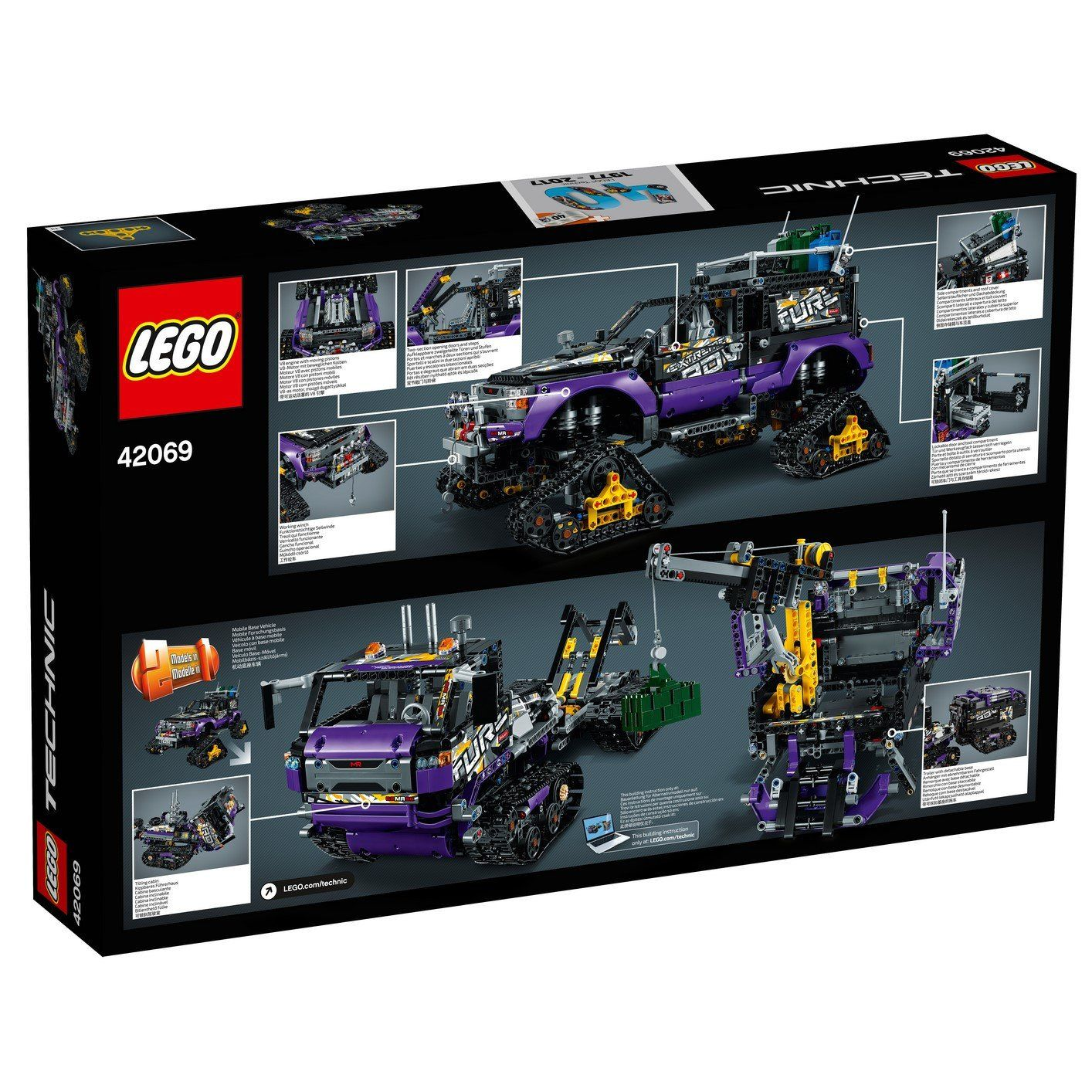 LEGO® Technic - 42069 Extreme Adventure