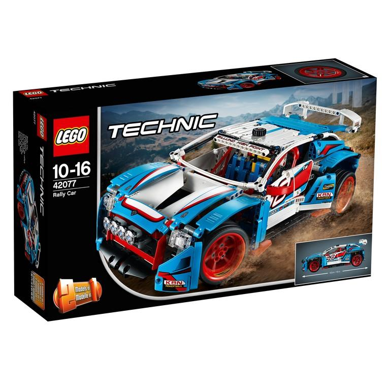 LEGO® Technic - 42077 Rally Car