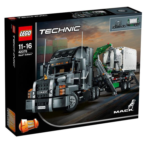LEGO® Technic - 42078 Mack® Anthem™